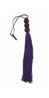 Плетка фиолетовая S&M SMALL WHIP - PURPLE