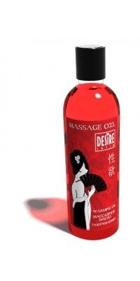 Desire массаж.масло разогревающее 150мл