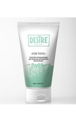 Средства для обработки секс-игрушек - Desire очищающее ср-во For Toys 150мл.
