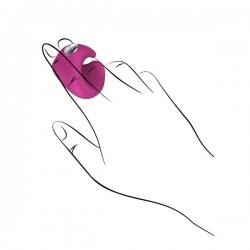 Вибратор на палец Key by Jopen - Pyxis - Raspberry Pink розовый