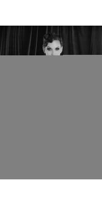 Бикини из цепочек TOYFA Theatre, OS, черный