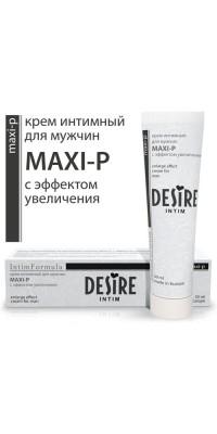 Desire Интим-крем ''Maxi-p'' (эффект увеличения) 30мл. муж.