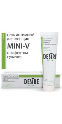 Desire Интим-крем ''Mini-v'' (эффект сужения) 30мл. жен.