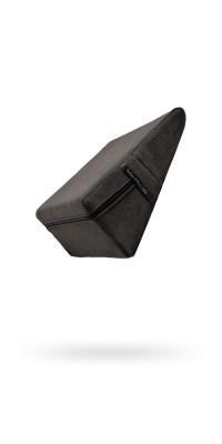 Подушка для секса IntimtWo, серая